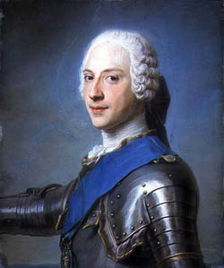 Charles III of Spain, who initiated the vigorous programs of reform.