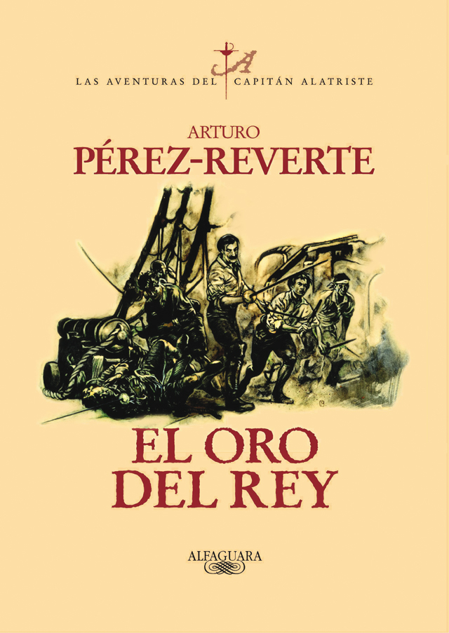El Oro Del Rey book cover