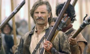 Alatriste played by Viggo Mortensen