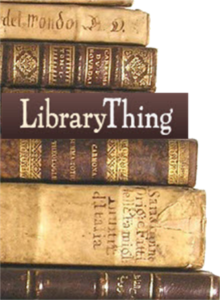 Library Thing banner