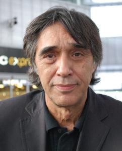 Film director Agustin Diaz Yanes impressed with Viggo.