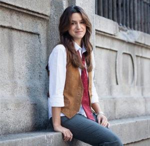 Carlota Pérez-Reverte