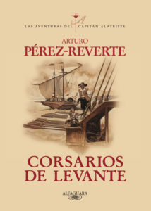 Corsarios De Levante book cover