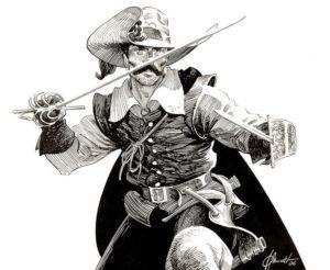 Captain Diego Alatriste Y Tenorio