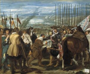 The end of Flanders war