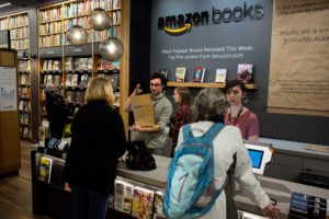 Amazon Books: a physical store by Amazon.